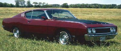 Fotografía - 1969 Ford talladega