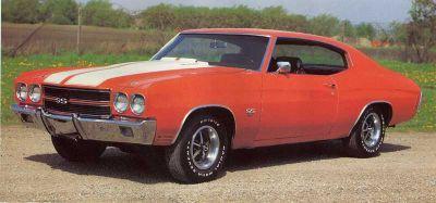 Fotografía - 1970 Chevrolet Chevelle SS 454