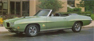 Fotografía - 1970 Pontiac GTO juez