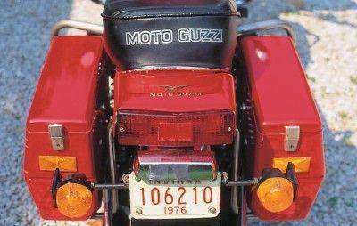 1976 Moto Guzzi V1000 Convertir