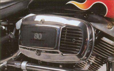 1.980 Harley-Davidson FXWG Wide Glide