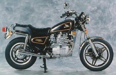 1.980 Honda CX500