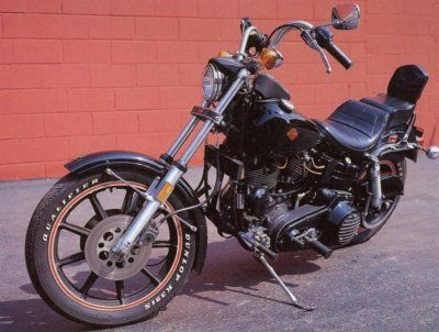 1,981 Harley-Davidson FXB Sturgis