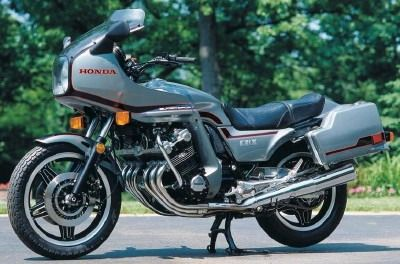 1,981 Honda CBX