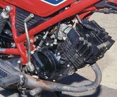 1 982 Honda MB-5