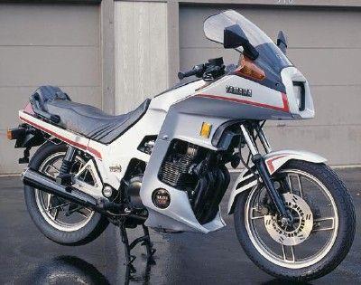 1983 Yamaha XJ 650 Turbo Seca