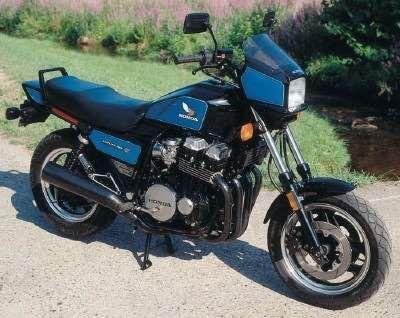 1984 Honda Nighthawk 700S