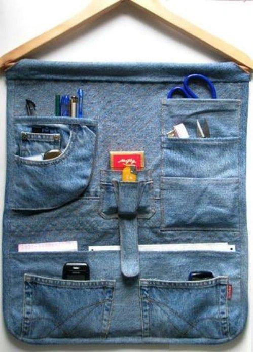 Armario que cuelga Organizador - 20 maneras creativas de organizar y decorar con perchas