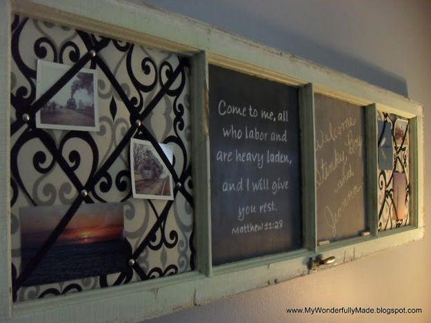 Romántica Idea casera elegante lamentable Decoración | http://artesaniasdebricolaje.ru/diy-shabby-chic-decor/