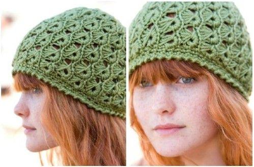 El palo de escoba de encaje Sombrero