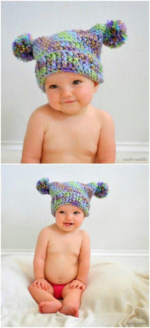 Doble Pom Pom Sombrero