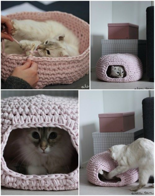 Crochet Cama