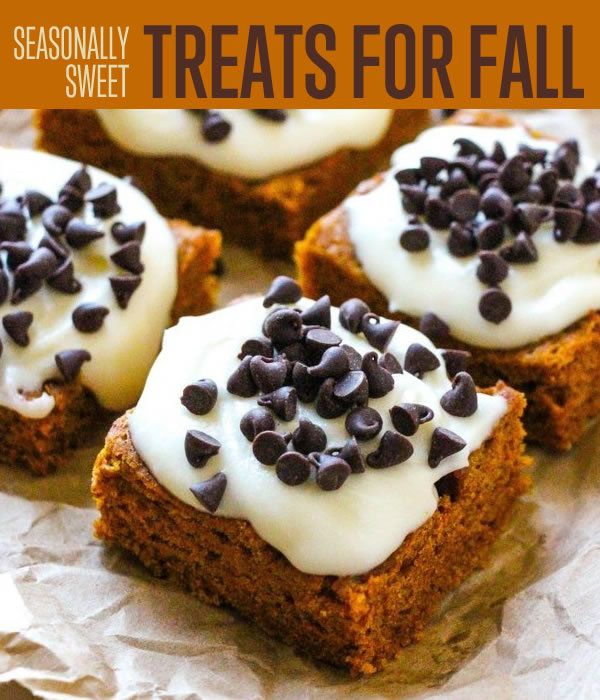 Fotografía - 20 Sweet Treats para hornear este otoño