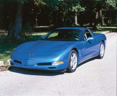 Fotografía - 2000 Corvette