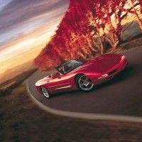 Fotografía - 2002 Corvette