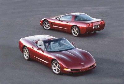 Fotografía - 2003 Corvette