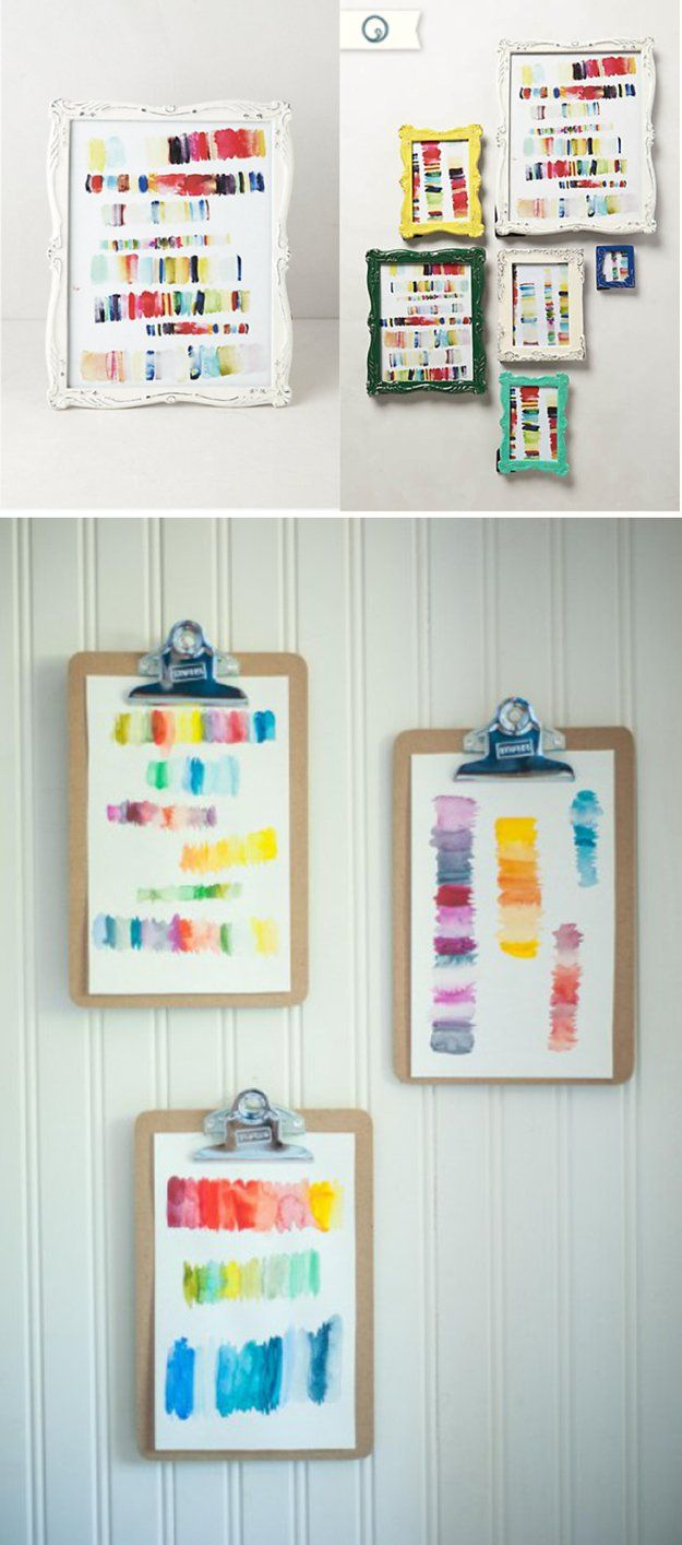 Bricolaje Ideas Anthropologie Arte Hack | http://artesaniasdebricolaje.ru/diy-decor-anthropologie-hacks/