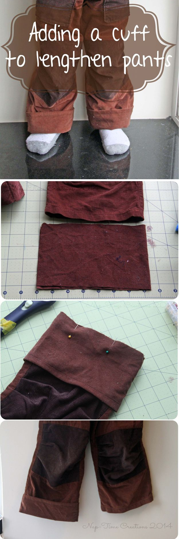 Ideas DIY Ropa Hack | http://artesaniasdebricolaje.ru/22-diy-hacks-to-make-your-clothing-last-longer/
