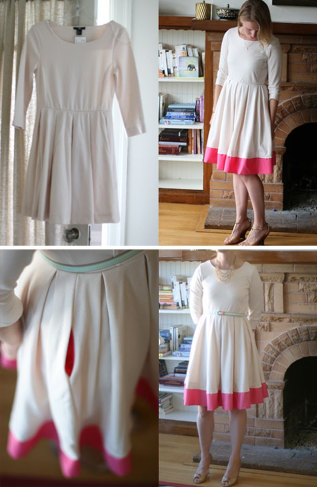 Ideas Moda DIY para hacer ropa dure más | http://artesaniasdebricolaje.ru/22-diy-hacks-to-make-your-clothing-last-longer/