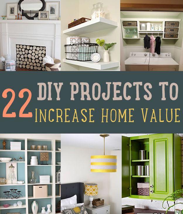 Fotografía - 22 Proyectos de bricolaje que incrementen el valor de su hogar