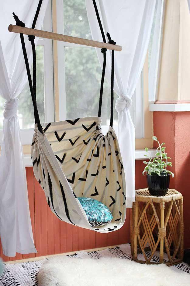 Proyectos DIY diversión para los adolescentes Niñas Dormitorio | http://artesaniasdebricolaje.ru/easy-teen-room-decor-ideas-for-girls/