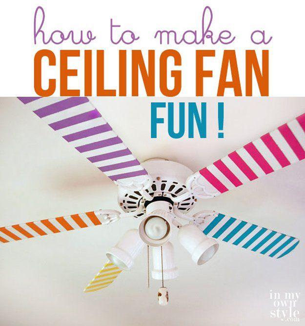 Ideas de proyectos de bricolaje divertido y colorido para Teenage Sala Chica | http://artesaniasdebricolaje.ru/easy-teen-room-decor-ideas-for-girls/