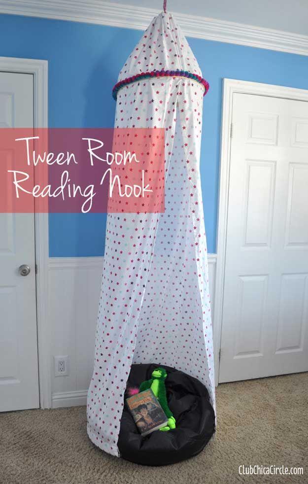 Diversión Proyecto de bricolaje para Teen Dormitorio | http://artesaniasdebricolaje.ru/easy-teen-room-decor-ideas-for-girls/