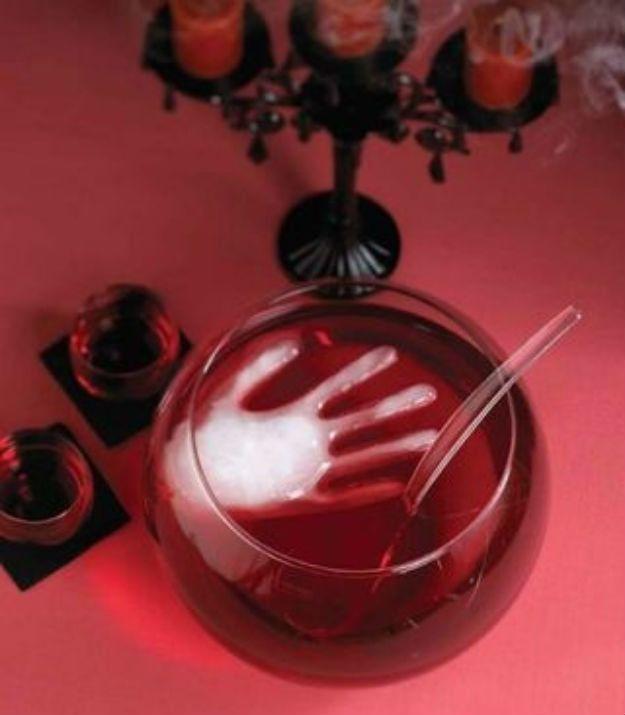 Fiesta de Halloween Treats