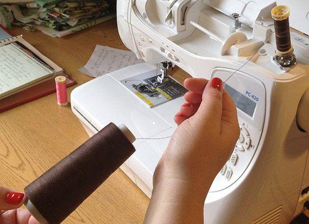 Coser Hacks y Sugerencias | http://artesaniasdebricolaje.ru/sewing-ideas-life-hacks/