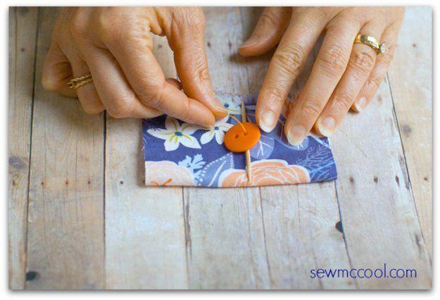 Diversión Hacks coser cada muchacha debe saber | http://artesaniasdebricolaje.ru/sewing-ideas-life-hacks/