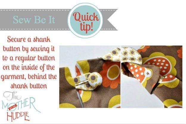 Consejos de coser y Tutoriales | http://artesaniasdebricolaje.ru/sewing-ideas-life-hacks/