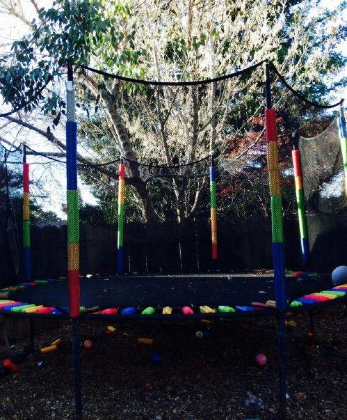 Guirnalda del arco iris - 28 Diversión e Ideas Eve Party de DIY fácil del Año Nuevo
