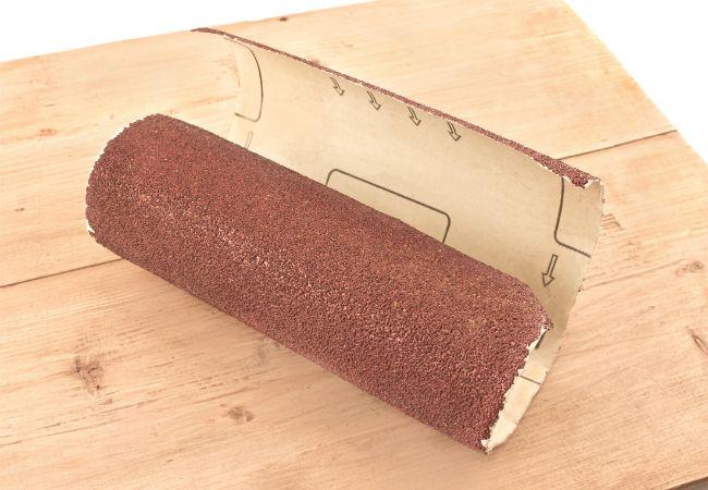 Cómo afilar un cuchillo de cocina - con papel de lija