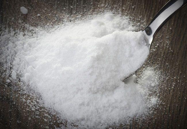 Cómo Desodorice Papelera - bicarbonato de sodio