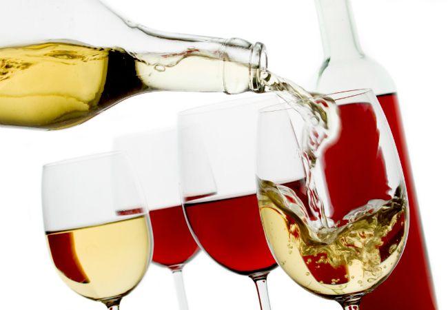 Cómo quitar las manchas de vino tinto - Con Vino Blanco