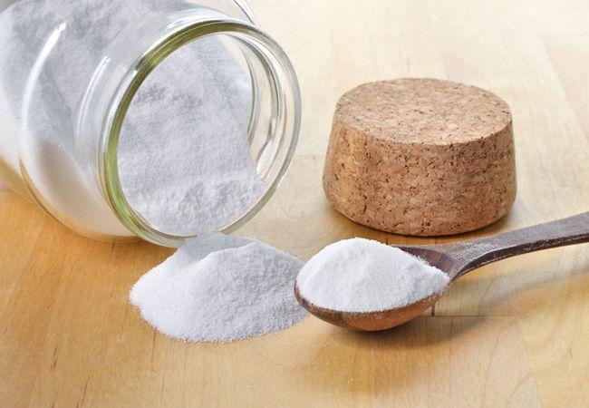 Cómo limpiar los zapatos malolientes - Bicarbonato de sodio