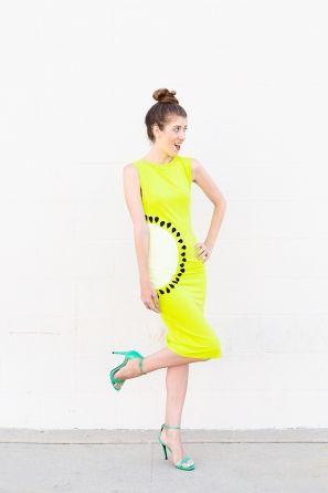 DIY vestuario Kiwi
