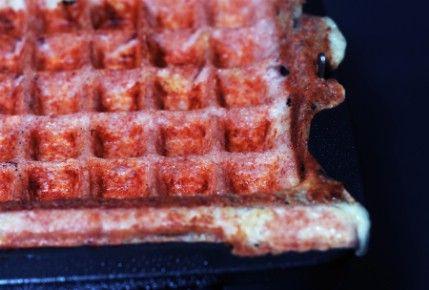 Picadillo de carne en lata - 35 deliciosas comidas no lo hiciste't Know You Could Cook in Your Waffle Iron
