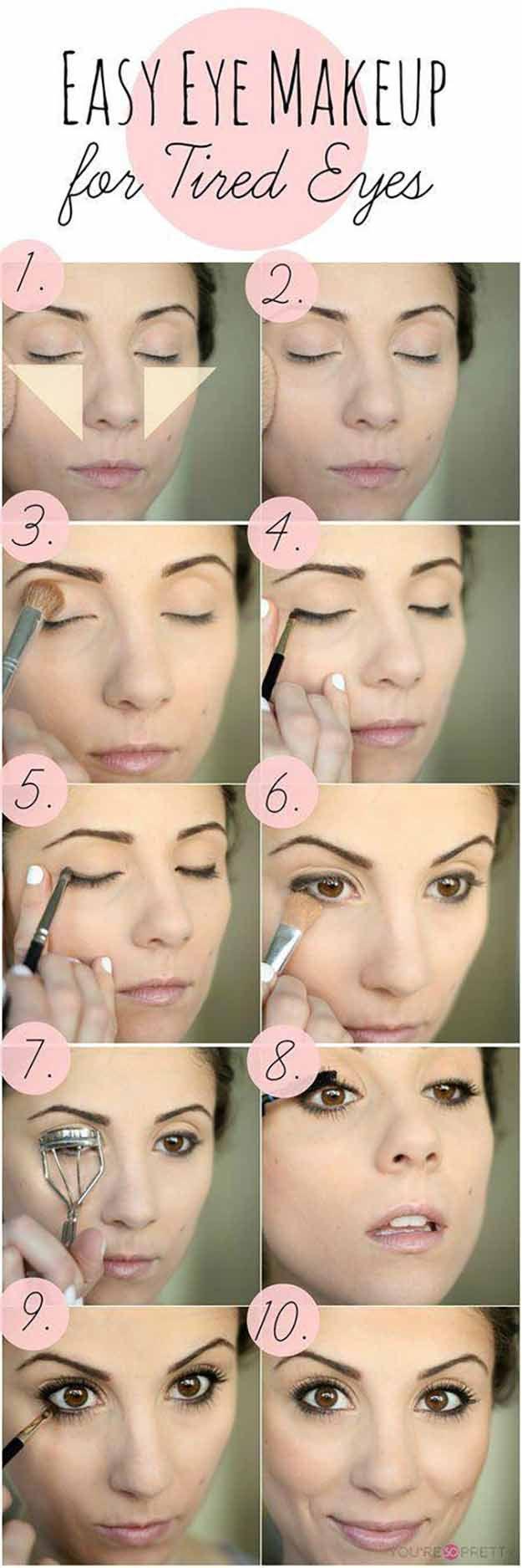 36 asombrosos Hacks belleza | Todo por un sueño componen Tips36 increíble belleza Hacks | Todo por un sueño Maquillaje Consejos