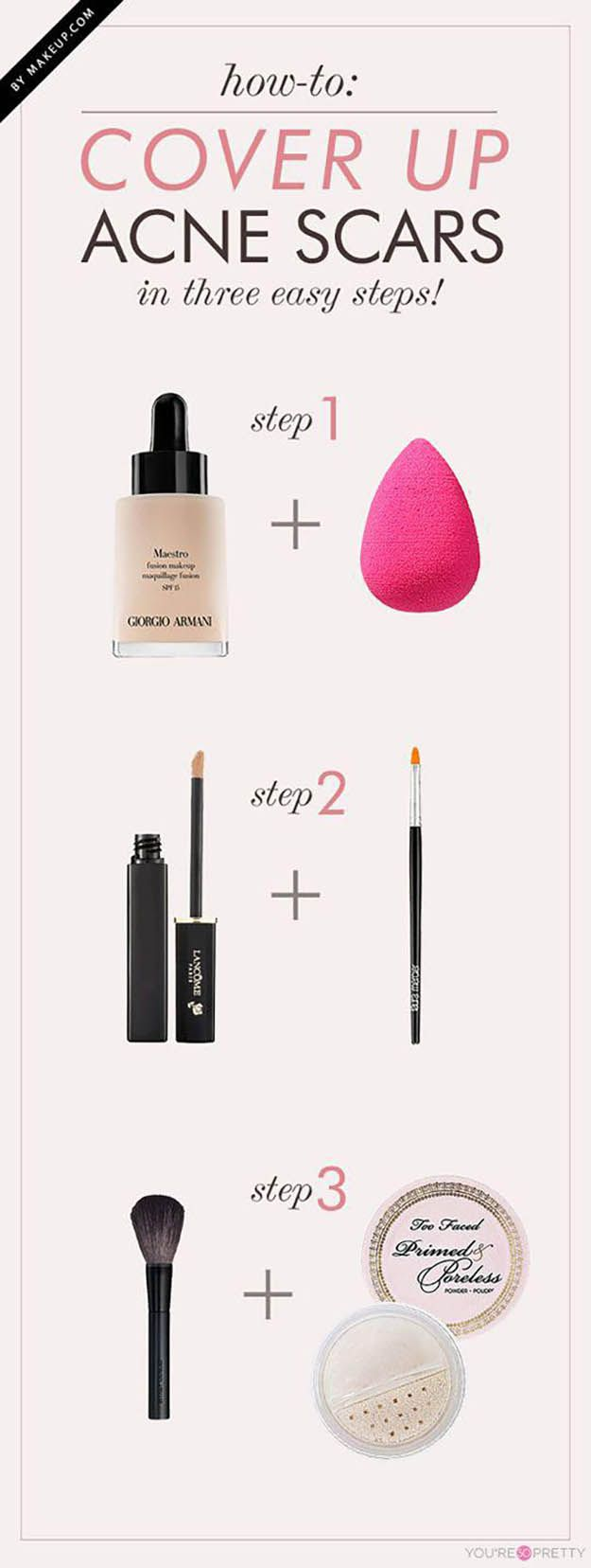 Echa un vistazo a 36 asombrosos Belleza Hacks | To Die For Make Up Tips en http://artesaniasdebricolaje.ru/36-amazing-beauty-hacks-to-die-for-make-up-tips/