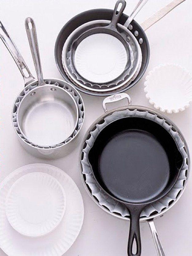 Filtro de café Usos | Ideas Organización y Hacks de bricolaje Listo en http://artesaniasdebricolaje.ru/uses-for-coffee-filters-diy-projects-and-ideas