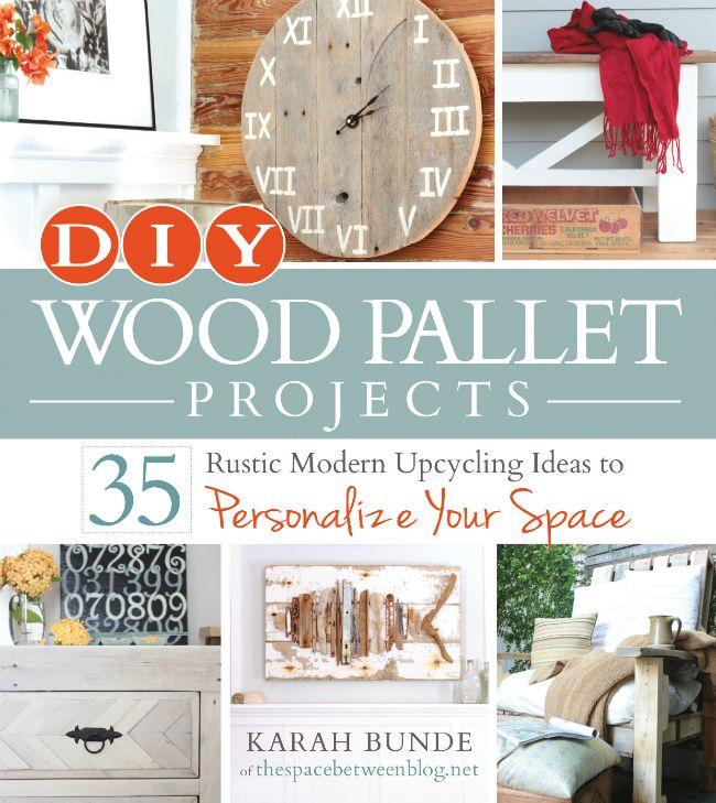 Fotografía - 4 creativas nuevas formas de reutilizar las paletas de madera
