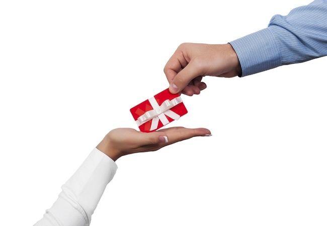 ¿Qué hacer con las tarjetas de regalo no deseado - Intercambiar una Tarjeta de Regalo