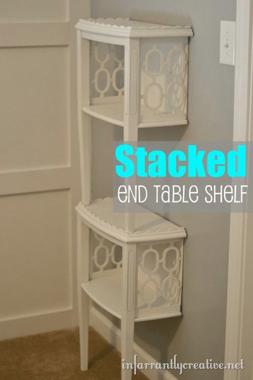 Fin Stacked Tabla Shelf