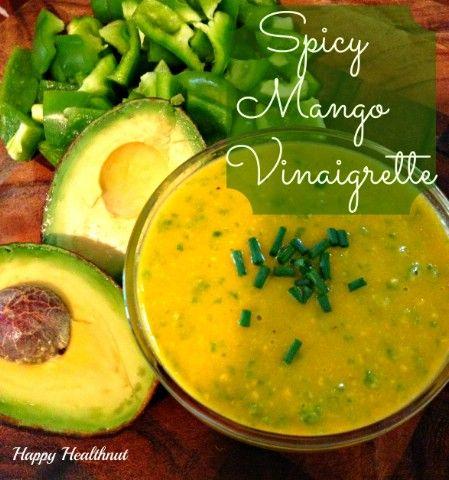 Spicy Mango Vinagreta