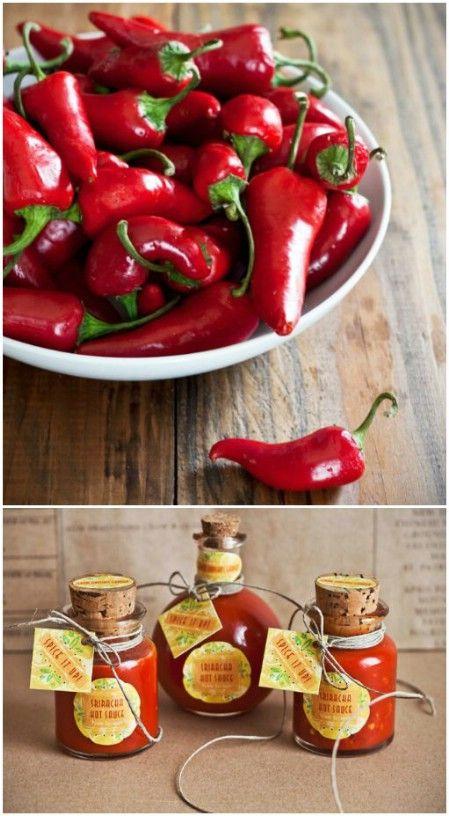 Sriracha / Hot Sauce