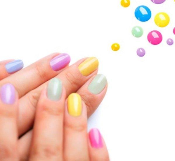 Fast-Seca el esmalte de uñas - 40 de bricolaje belleza Hacks Que Son Genius Borderline