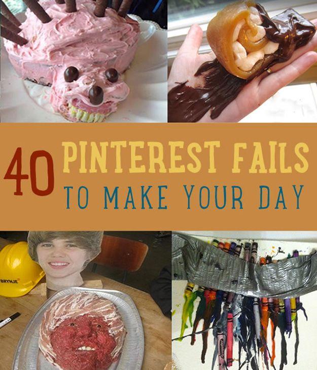 Fotografía - 40 Pinterest falla para hacer su día de bricolaje