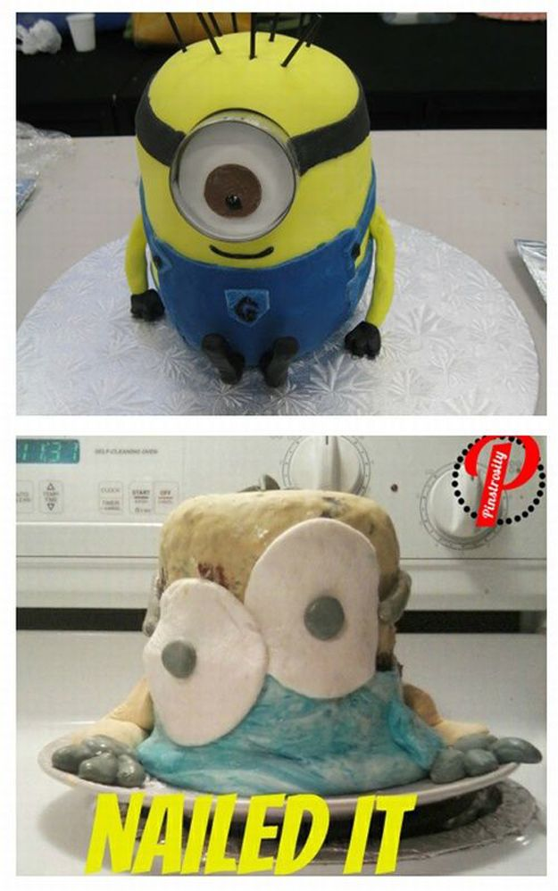 Epopeya Pinterest Cake falla | http://artesaniasdebricolaje.ru/40-pinterest-fails-to-make-your-day/