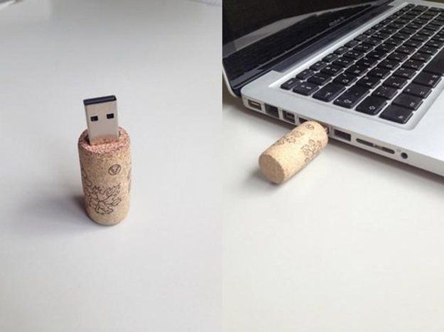 Fácil de bricolaje Artesanía Vino Cork para adolescentes | http://artesaniasdebricolaje.ru/more-wine-cork-crafts-ideas/